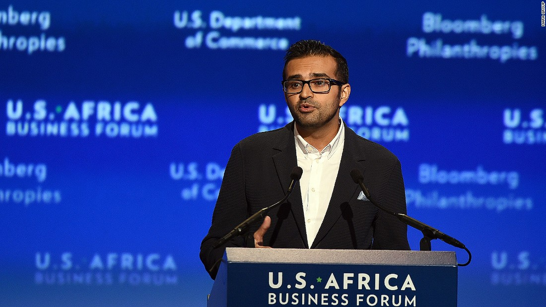 Ashish Thakkar founded his first business in 1996 at the age of 15 with a $5,000 loan.