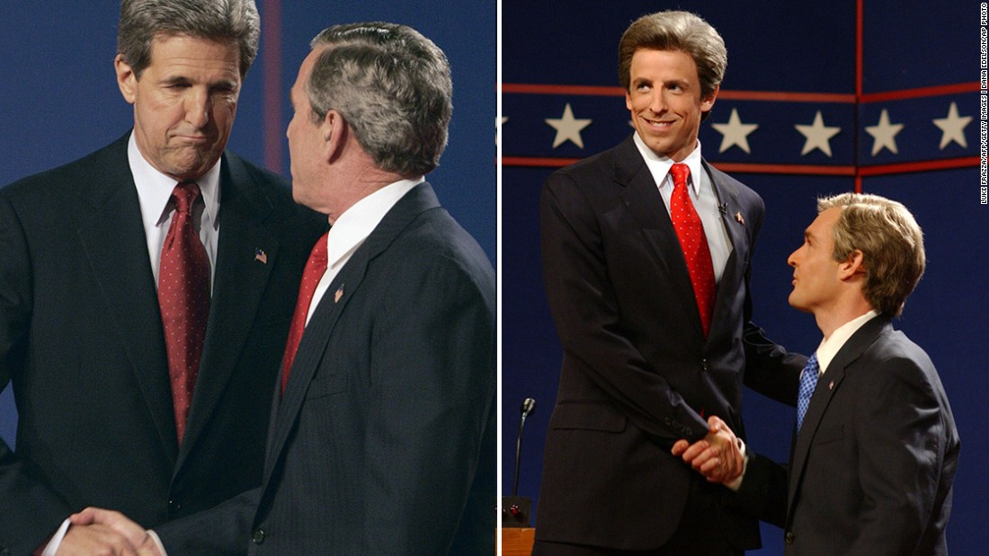 the presidential electorial race of 2004 george bush vs john kerry He won at least half the votes of independents (52% vs  of the hispanic vote, a  13-point improvement over kerry in 2004  fully 71% of voters said they  disapprove of the job george w bush is doing as president, and 48% of voters   race on the election, the exit poll suggests that, if anything, the race.
