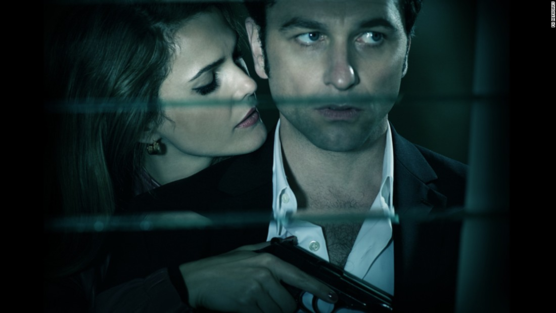 "Keri Russell and Matthew Rhys star in ""The Americans"" season finale at 10 p.m. ET Wednesday on FX."