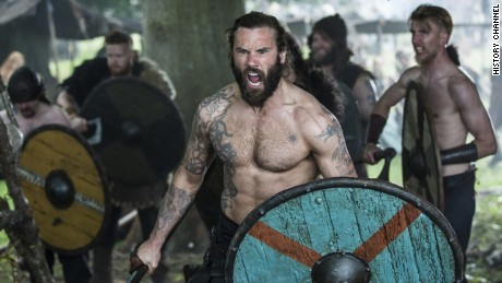 "Pop culture representations like the History Channel's ""Vikings"" have helped keep stories about the group alive."