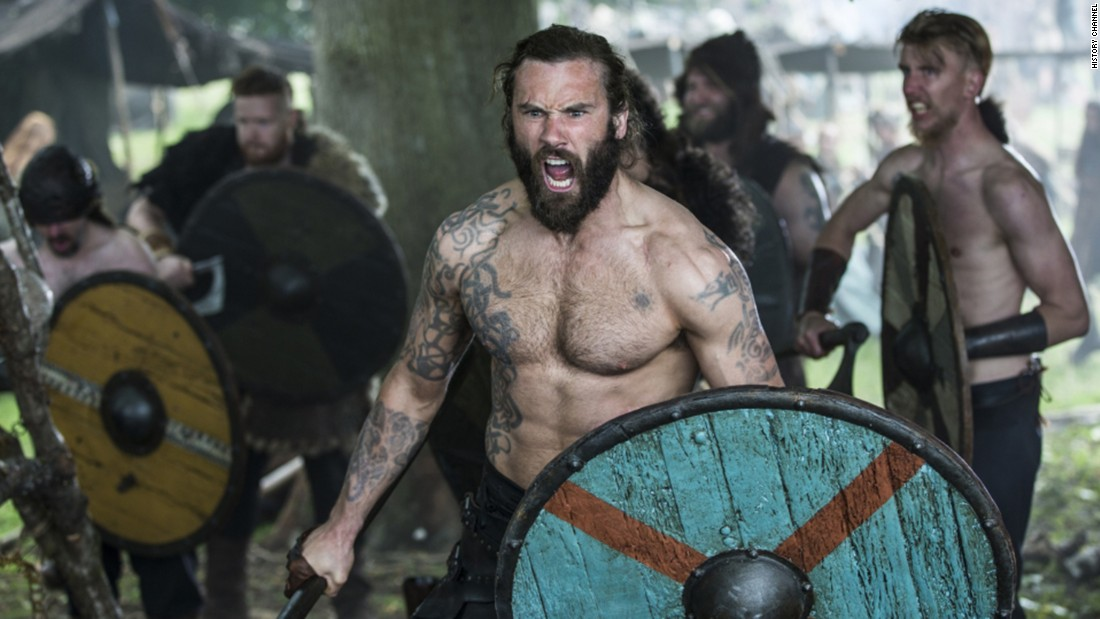 "Clive Standen and the rest of the ""Vikings"" close out a gruesome season 3 at 10 p.m. ET Thursday on the History Channel."