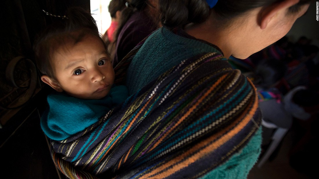 "Guatemala has one of the worst rates of chronic malnutrition in the world. It's considered an ""invisible"" problem because its damaging effects are sometimes hard to see. Click through the gallery to learn more about this problem:"