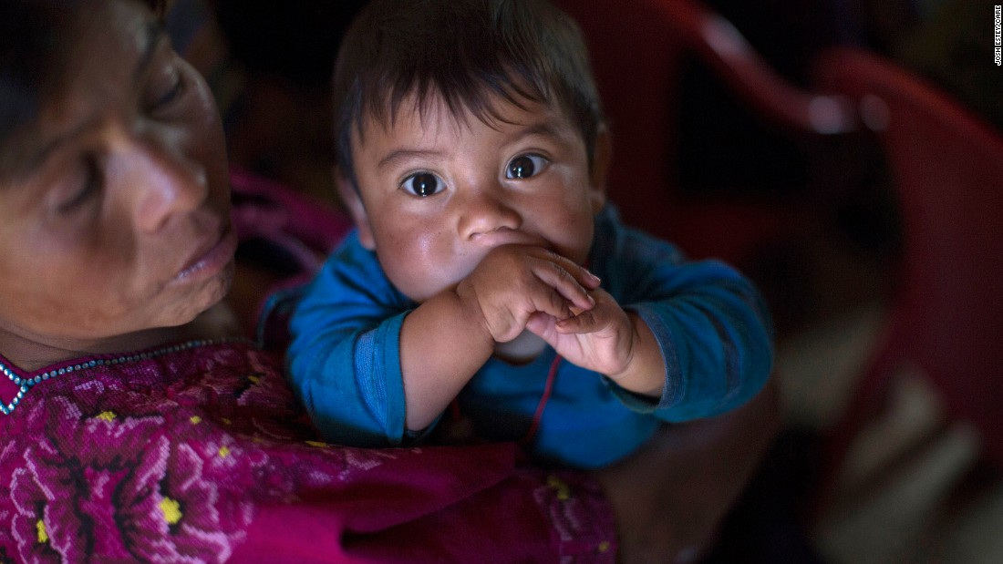 Unlike children who suffer from acute malnutrition, or a severe food shortage, many Guatemalan children are eating enough calories. But they're not necessarily the right ones.
