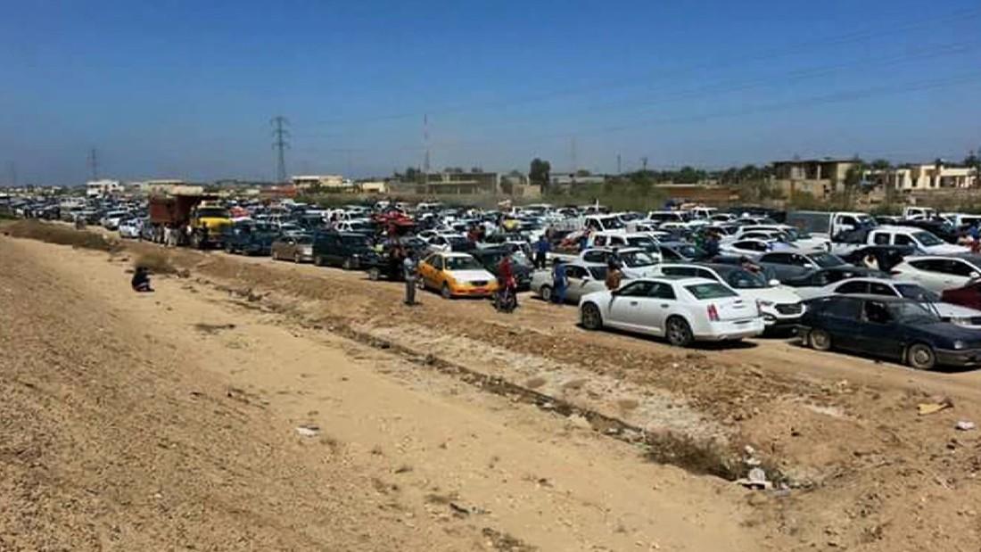 Ramadi could fall as ISIS militants lay siege, Iraqi official warns