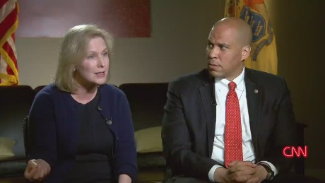 Senators Booker and Gillibrand on medical marijuana