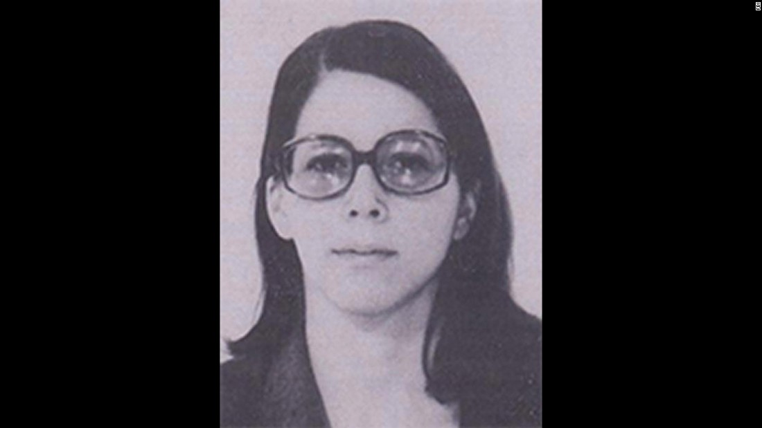 Catherine Marie Kerkow was allegedly involved in the 1972 hijacking of Western Airlines Flight 701.