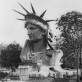 World's fair leftovers- statue of liberty