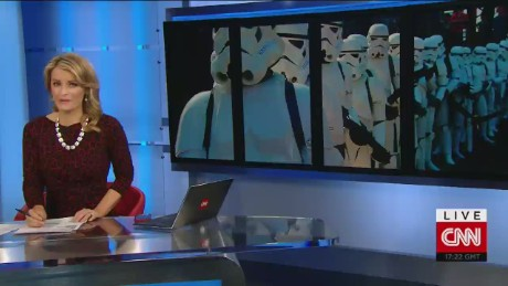 Thousands gather at Star Wars convention