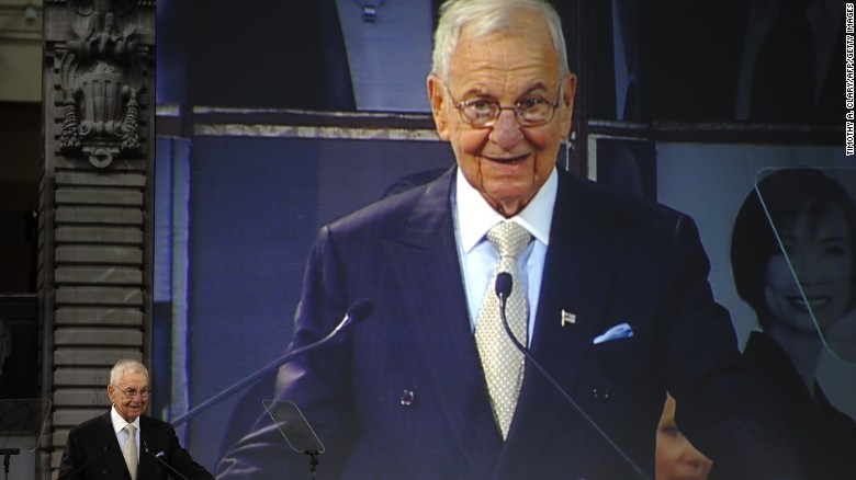 Famous Auto Exec Lee Iacocca Dies At 94