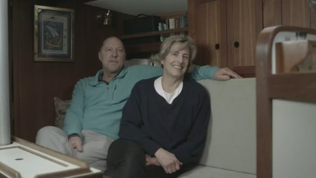 This couple set sail for retirement