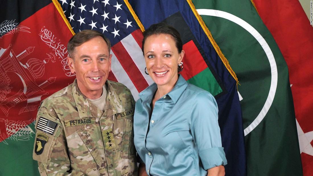 Petraeus sentenced: 2 years probation; $100K fine