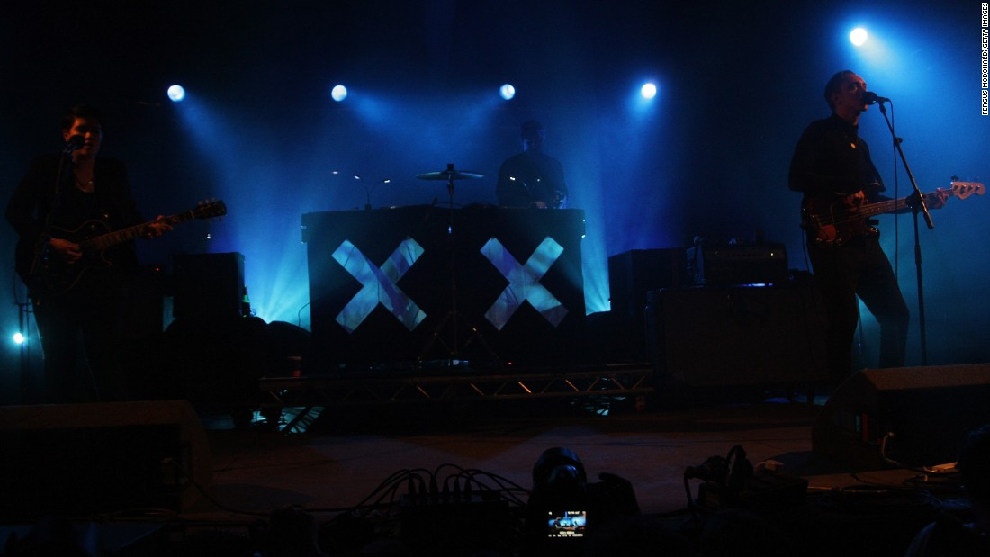 The XX perform on day two of Latitude Festival 2010 held at Henham Park Estate on July 17, 2010 in Southwold, England. They played early gigs at Madame Jojos.