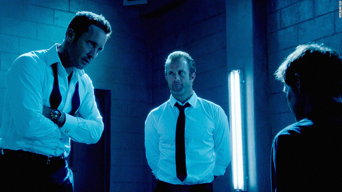 """Hawaii Five-O"" returned to television in 2010 with actor Alex O'Loughlin in the role of Steve McGarrett and Scott Caan as Danny Williams."