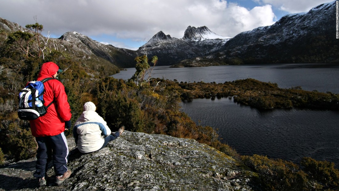 <strong>Australia, </strong>the 10th happiest country in the world, offers the stunning 65-kilometer (40-mile)<strong> </strong>Overland Track hike for those who want to explore the island state of Tasmania's World Heritage-listed wilderness on foot.