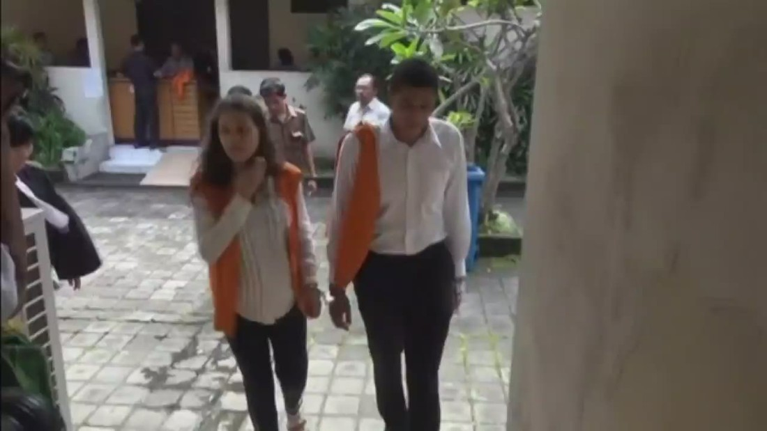 Bali suitcase murder: U.S. couple allegedly got killing tips from relative
