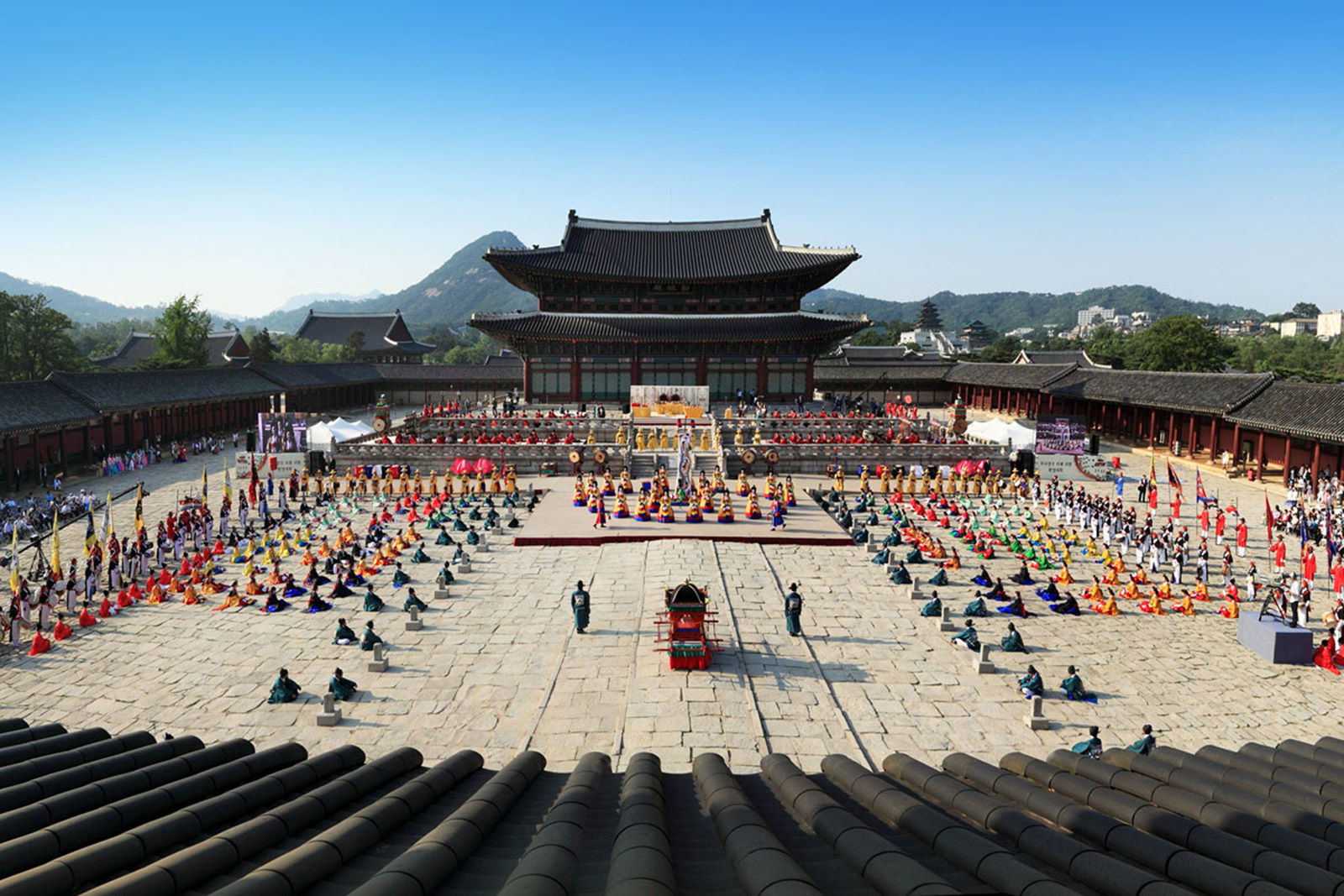Top places in south korea