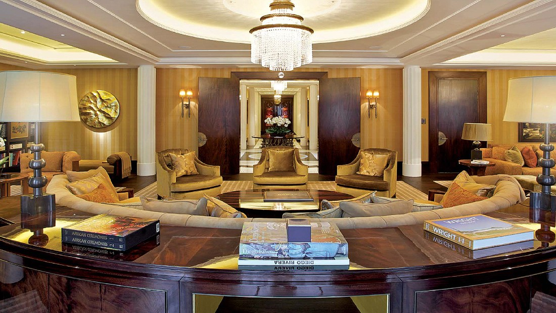 African Century Hits Londons Fanciest Districts CNN - Ghana luxury homes