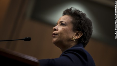 Senate confirms Loretta Lynch as new attorney general