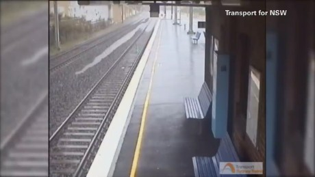vo australia storm train platform flood_00002309