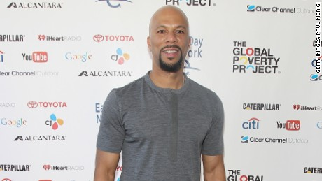 "Common is scheduled to join the ""Suicide Squad"" cast."