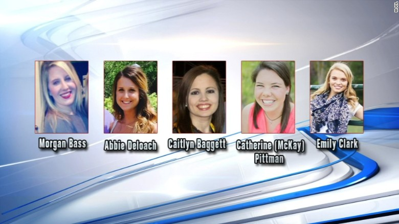 College nursing students killed in car accident