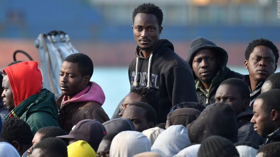 Libyan general: EU military action regarding migrants would be 'unwise'