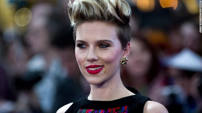 Scarlett Johansson defends decision to play transgender character