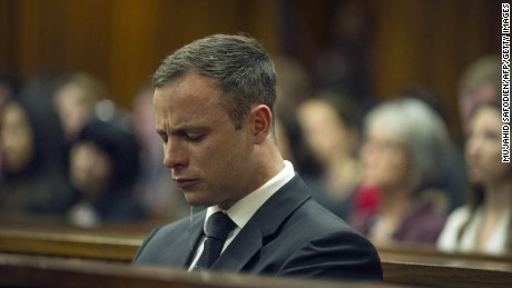 Oscar Pistorius to be freed Friday