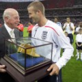 david beckham 100th cap