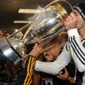 david beckham mls trophy 2012