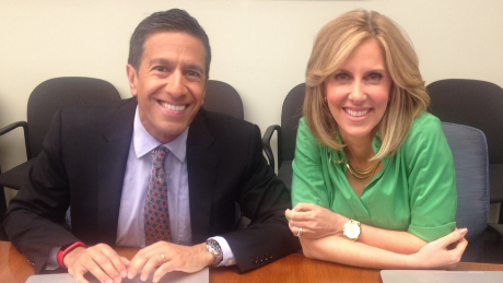 Sanjay Gupta and Alisyn Camerota host a chat on infertility.