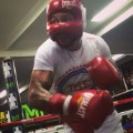 theophane mayweather sparring confidential