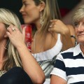 david beckham mother and sister
