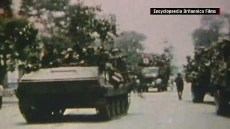 Vietnamese-American reflects on fall of Saigon
