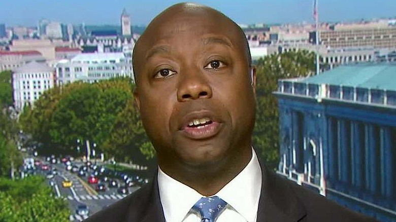 New Day Senator Tim Scott interview Baltimore police body camera Freddie Gray_00032710