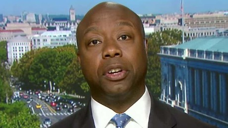 New Day Senator Tim Scott interview Baltimore police body camera Freddie Gray_00032710.jpg