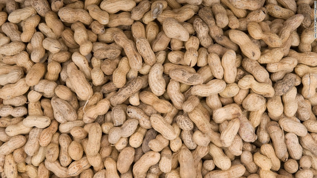 Some airlines choose not to carry peanuts in flight due to passengers with allergies.