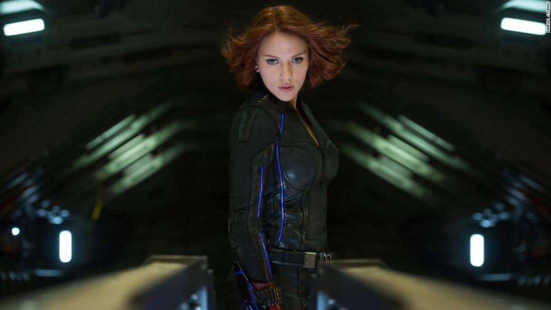 Scarlett Johansson's Black Widow has been ubiquitous in many Marvel movies.