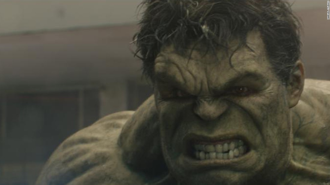 "Mark Ruffalo's portrayal of Bruce Banner drew praise in the first ""Avengers."""