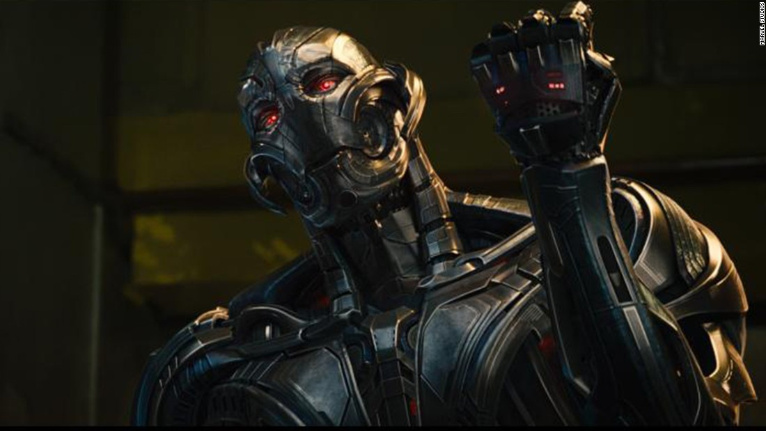 James Spader plays the evil robot in the sequel named after him.