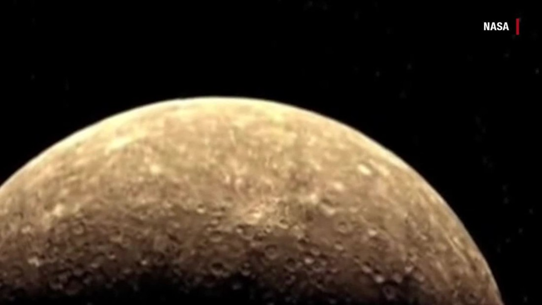 Space probe crashes into Mercury, ending mission