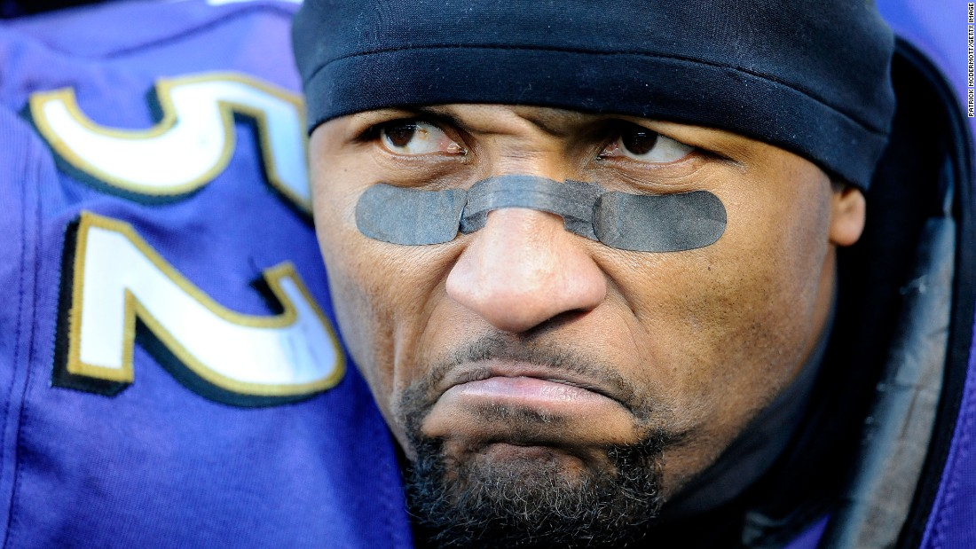"Former Baltimore Ravens linebacker Ray Lewis tells young people rioting for Freddie Gray to ""get off the streets"" in a video he posted on Facebook. ""There's enough of us in the street that's trying to change what's going on. Baltimore, get off the streets!"" Lewis said."