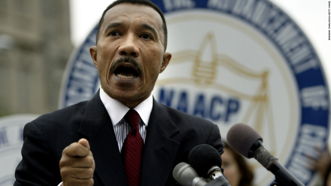 "Kweisi Mfume, Baltimore native and former president of the NAACP, tells CNN, ""Whether we call them a thug, a law-breaker, a juvenile delinquent, it really doesn't matter. What matters is how do we take back our streets. And that's what men have been doing, going around, talking to these young men where they are in their face, and letting them know you can't control this community. It is not yours. You can't burn it down. You can't force people out. You can't threaten people."""