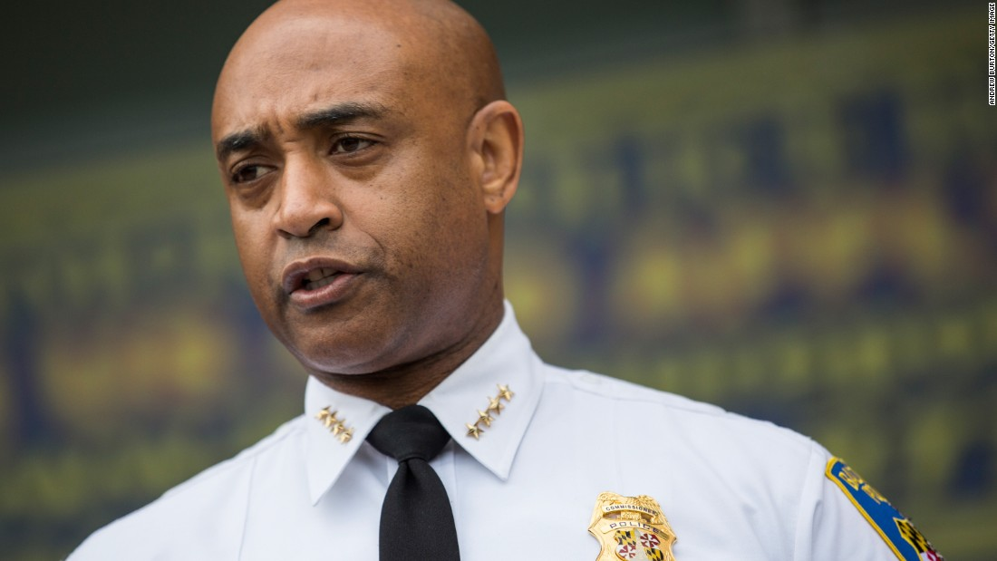 "Baltimore Police Commissioner Anthony Batts announces police have handed their Freddie Gray investigative files over to prosecutors, noting, ""This does not mean that the investigation is over. If new evidence is found, we will follow it"" because ""getting to the right answer is more important than speed."""
