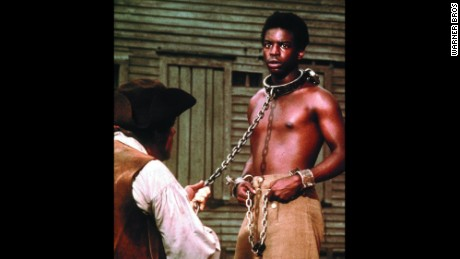 LeVar Burton in Roots original mini-series(1977)