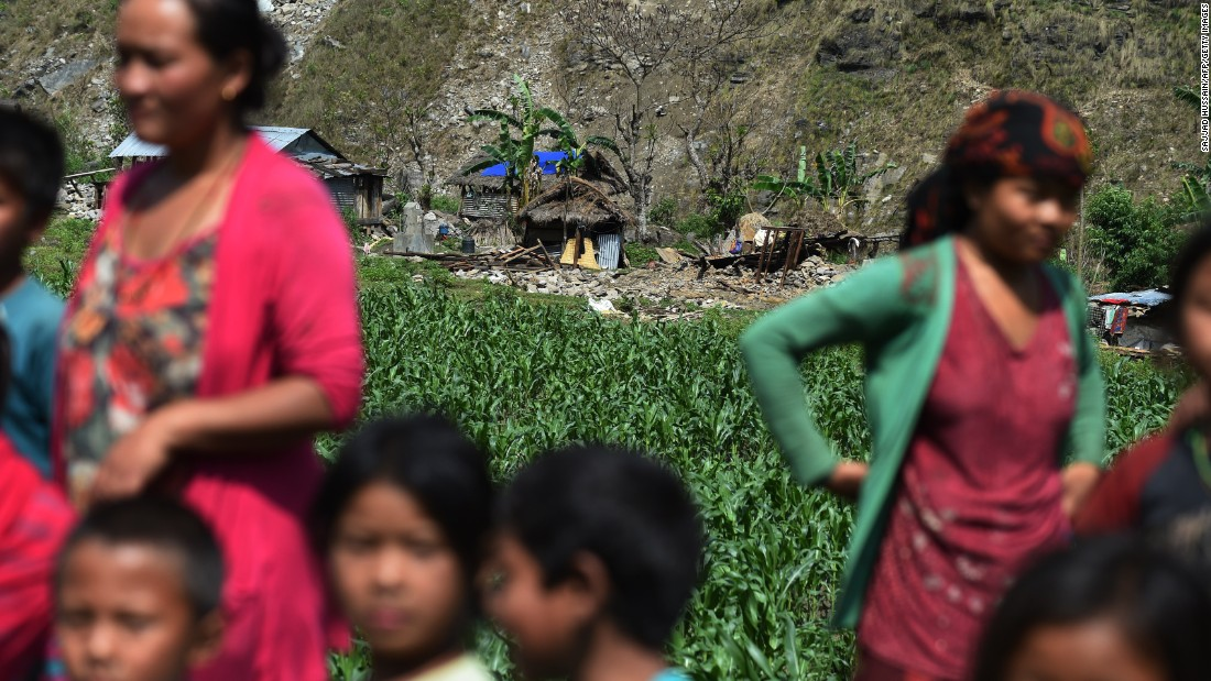 Nepal earthquake expected, but infrastructure not ready
