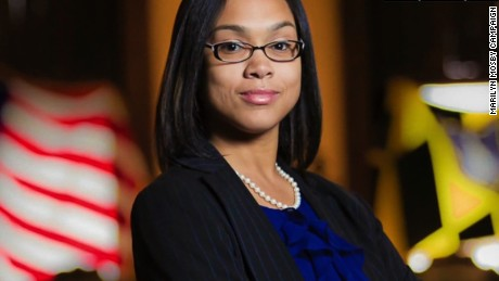 Who is Marilyn Mosby?