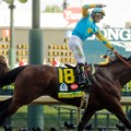 02 American Pharoah kentucky derby winner