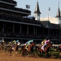 kentucky derby turn one