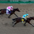 kentucky derby finish